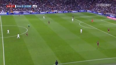 Real-aanvallers zetten druk, rest van de ploeg sluit niet aan