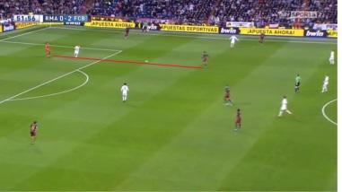 Real Barca middenveld