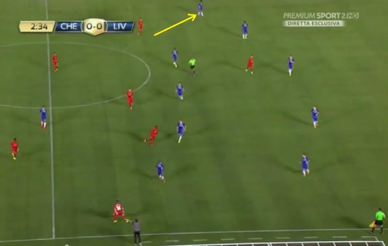 Chelsea 5-4-1